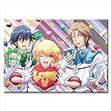 美男高校地球防衛部LOVE! メタルグラフィックB