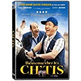Bienvenue Chez Les Ch'tis (Welcome to the Sticks) French with English Subtitles Region 1 DVD, USA/Canada Edition