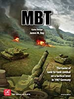 MBT: The Game of tank-to-tank combat in 1987 Germany