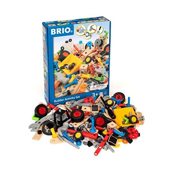 BRIO ビルダー アクティビティセット 34588の商品画像
