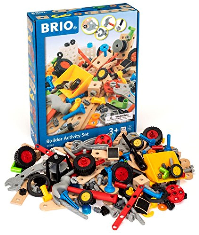 BRIO ビルダー アクティビティセット 34588
