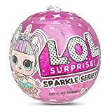 L.O.L. Surprise Sparkle Series with Glitter Finish and 7 Surprises