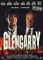 Glengarry Glen RossムービーFrench 11x 17ポスターアル・パチーノジャック・レモンEd Harris Alec Baldwin Unframed 190956