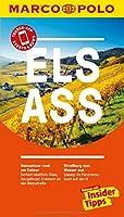 MARCO POLO Reisefuehrer Elsass: Reisen mit Insider-Tipps. Inkl. kostenloser Touren-App und Events&News