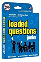 Loaded Questions Junior card game by Loaded Questions [並行輸入品]