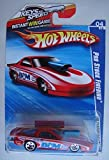 HOT WHEELS 2010 HW PERFORMANCE RED PRO STOCK FIREBIRD 4/10 KEYS TO SPEED CARD