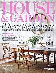 House & Garden [UK] July - August 2020