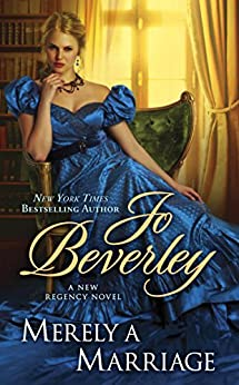 Merely a Marriage (Berkley Sensation) by [Beverley, Jo]
