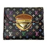 (ルイヴィトン) LOUIS VUITTON 財布 二つ折り マルチカラー コアラ グルナード M58087