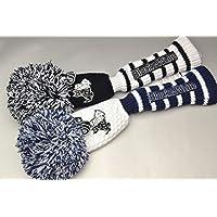 (ブラック&ホワイト) Black&White フェアウェイウッドヘッドカバー レディース スポーツ ゴルフ b8378ls