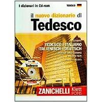 Il nuovo dizionario di tedesco. Dizionario tedesco-italiano, italiano-tedesco. CD-ROM
