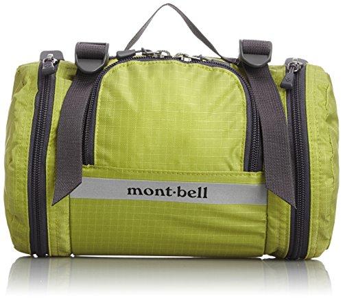 モンベル(mont-bell) フロントバッグ リーフグリーン LEGN 1130385