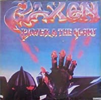 Power And The Glory - Saxon LP