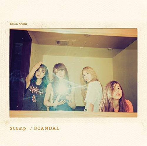【Stamp!(SCANDAL)】歌詞の意味を解釈!失敗したって大丈夫!と思える歌詞が素敵すぎる…!の画像