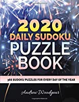 2020 Daily Sudoku Puzzle Book: 366 Sudoku Puzzles for every day of the year (2020 Daily Sudoku Puzzle Books)