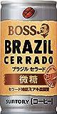 サントリー ボス ブラジルセラード 185g×30本