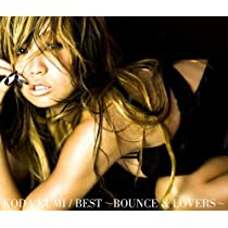 BEST ~BOUNCE & LOVERS~ (期間限定生産盤) (DVD付)
