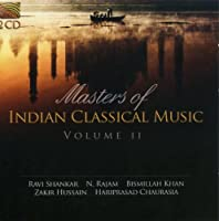 Masters of Indian Classical Music-Vol.