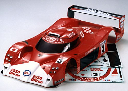 R/C SPARE PARTS SP-863 1/8 トヨタGT-One TS020 ボディパーツ