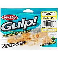 "Gulp 1"" Sand Flea Amberグロー"