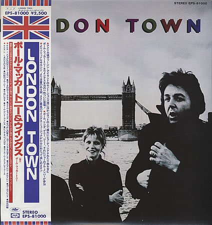London Town + Poster