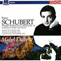 Schubert;Piano Works Vol.10