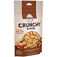 NUTRO Crunchy Treats With Real Peanut Butter - 10 oz. (283 g) by Nutro