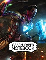 Notebook: American Epic Humans And Aliens Space Travel Star Wars Science Fiction Adventure Fictional Universe, Supplies Student Teacher Daily Creative Writing Soft Glossy Graph Paper 110 Pages 8.5 x 11 Inches