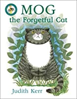 Mog the Forgetful Cat by Judith Kerr(2013-06-06)
