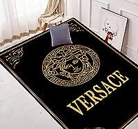 YETUGE-X ラグカーペット 長方形 洗える ラグマット 滑り止め マット ラグカーペット カーペット 絨毯カーペット