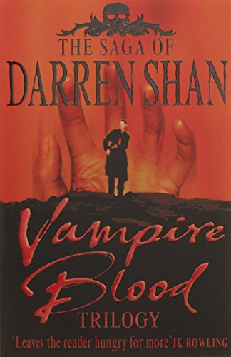 Vampire Blood Trilogy: Books 1 - 3 (The Saga of Darren Shan)の詳細を見る