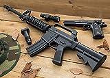 害鳥・害獣忌避「アメリカ軍モデルエアーガン」2点セット+バイオ弾2000発