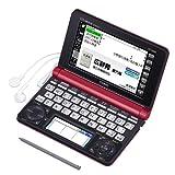カシオ 電子辞書 エクスワード 生活・教養モデル XD-N6600RD レッド
