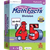 Meet the Math Facts – Division Flashcards
