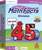 Meet the Math Facts–Division Flashcards