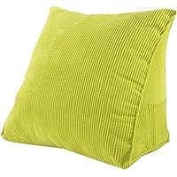 腰まくら 背もたれ 三角 枕 クッション 傾斜枕 オフィス 運転  座椅子 ベッド ソファー 腰痛予防