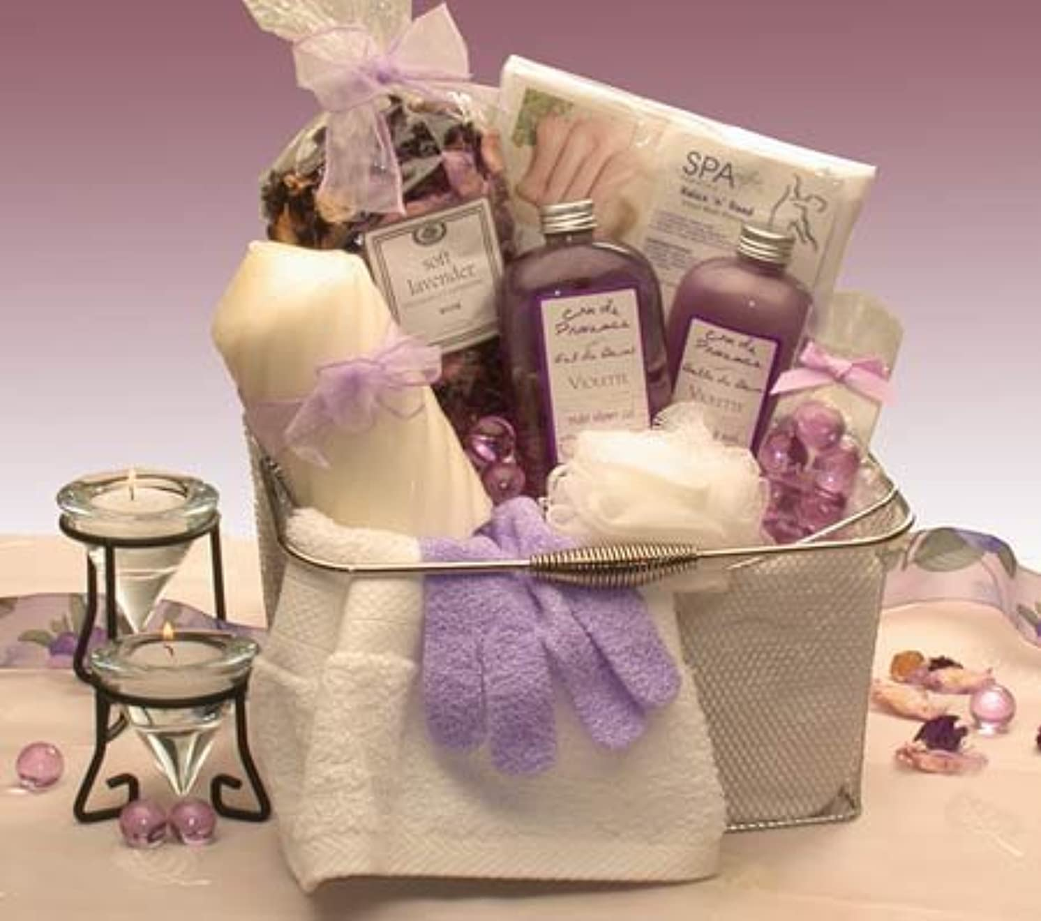 Bath and Body Spa Caddy- Medium- 8411204