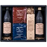 ロクメイコーヒー プレミアムギフト カフェベース 2本 - ブラック&ハニー 各1本 - プレゼント (のし無し)