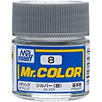Mr.カラー C8 シルバー