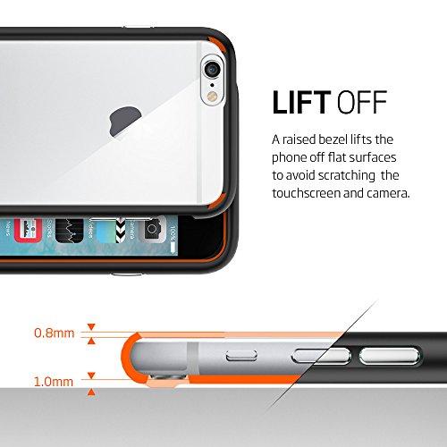 official photos 4abc8 11e1f Spigen】 スマホケース iPhone6s Plus ケース / iPhone6 Plus ケース ...