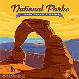 National Parks Art 2022 Wall Calendar