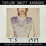 Taylor Swift Karaoke: 1989 [CD+G/DVD Combo] by Big Machine