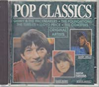 Wayne Fontana & the Mindbenders, Gerry & the Pacemakers, Dave Berry...