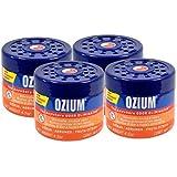 Ozium Gel Citrus - 4.5 oz Pack of 4