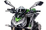 Puig(プーチ)   スクリーン(NEW-GENERATION)SHORT  スモーク  Kawasaki Z1000 (14-15)  puig-7011H