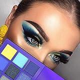 AYYK 色アイシャドウパレットシルキーパウダープロのメイクアップ製品化粧品メイクアップアイシャドウ