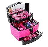 VIMICOO 子供用メイクアップセット 高級化粧品 ドレスアップキット 女の子 知育玩具 お誕生日 プレゼント シミュレーション 化粧品おもちゃ プリンセスコスプレ ままごと
