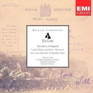 Elgar;Spirit of England etc