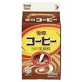 [冷蔵] 雪印メグミルク 雪印コーヒー500ml