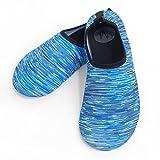 LSA1801【ブルー】Lサイズ ライトマリンシューズ ドウシシャ